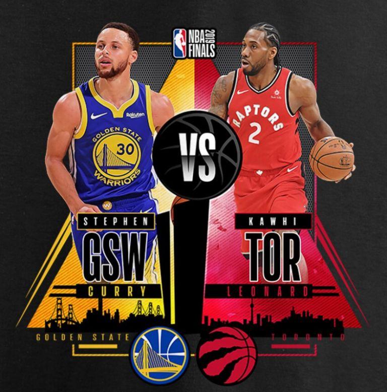 Final NBA 2019- Golden State Warriors vs Toronto Raptors